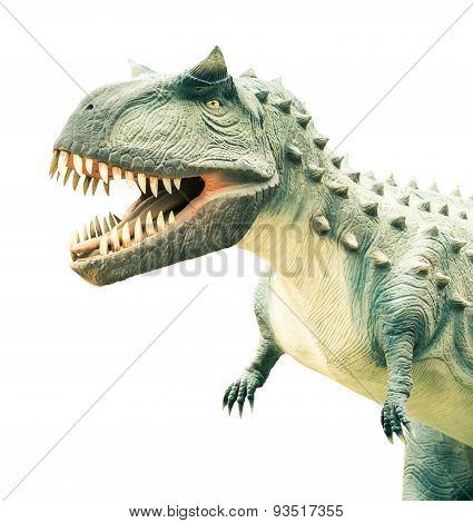 Ancient Extinct Dinosaur