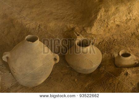 iron age pots