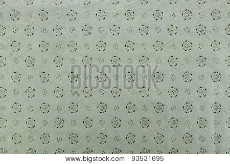 Aash Gray Vintage Indian Textured Handmade Paper Background  Texture