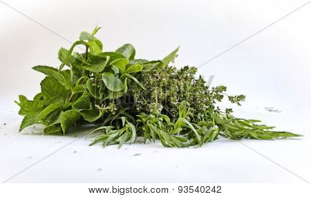 Herbal bundle