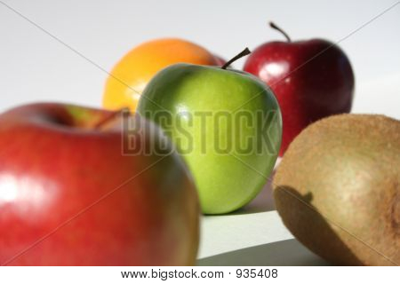 Fruit In Line