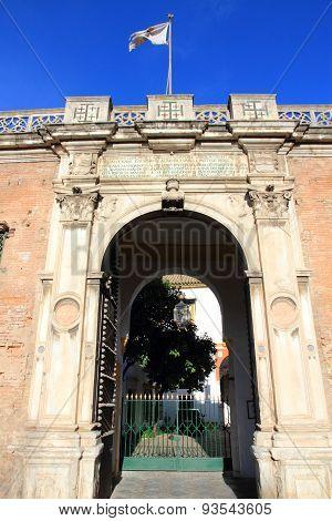 Seville - Casa Pilatos