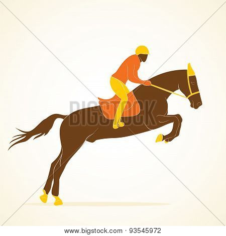 equestrian player design