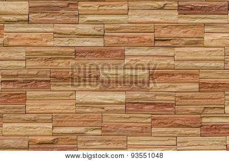Pattern Color Of Modern Style Design Decorative Stone Wall Surface