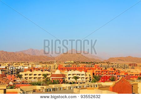 Sharm El Sheikh view