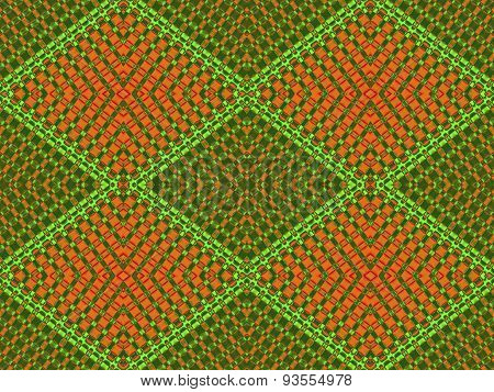 Geometrical Background. Collection - Cells. Artwork For Creative Design, Art