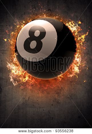 Billiard, Pool, Snooker Sport Background