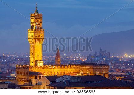 Florence. Palazzo Vecchio.