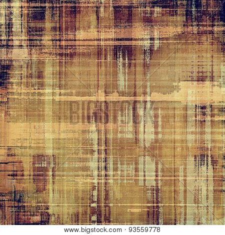 Art grunge vintage textured background. With different color patterns: yellow (beige); brown; gray; purple (violet)