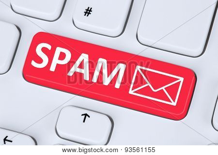 Sending Spam Mail E-mail Via Internet