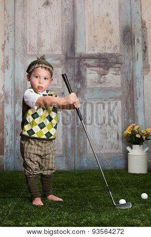 Little Golfer