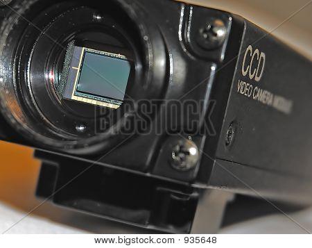 Ccd Video Camera