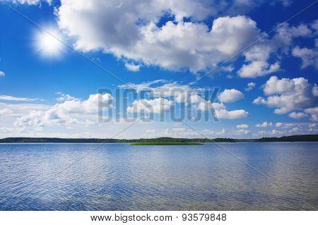 Braslav Lakes Belarus