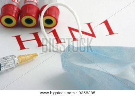 Images of the H1N1 Influenza Virus