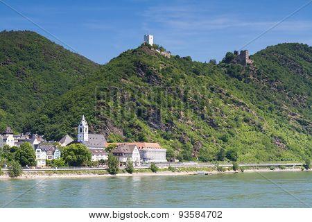 Castle Sterrenberg And Liebenstein