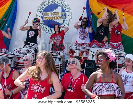 Batala Nyc At Rockland County Pride