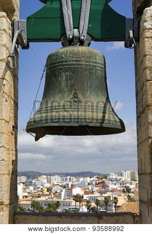The Cathedral of Faro (Se de Faro), Portugal, Europe