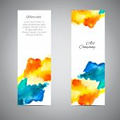 picture of racy  - Vector banners set - JPG