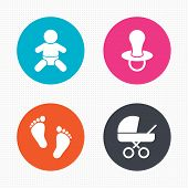 foto of buggy  - Circle buttons - JPG