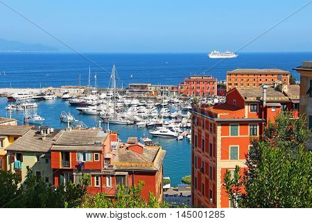 Santa Margherita Ligure municipality of Genoa, Italy