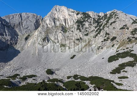 Amazing view Sinanitsa peak, Pirin Mountain, Bulgaria