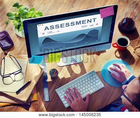 Management Analysis Wave Dashboard Registration Concept