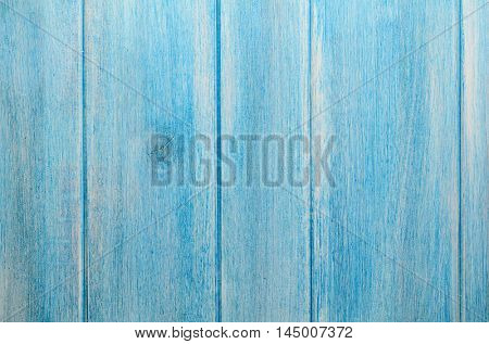 blue wooden table texture close up