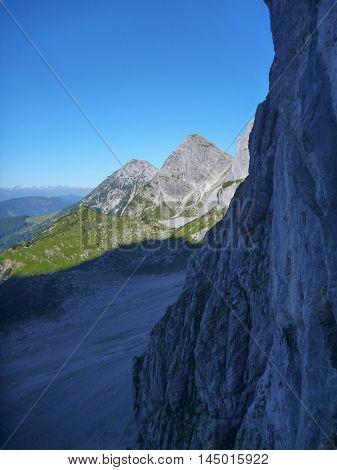 Beautiful Nature At Hoher Dachstein In Austria