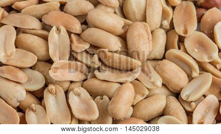 Nut, peanut, fried, delicious, eat.Peanut shells,snack ,appetizer, Delicious to eat roasted peanuts