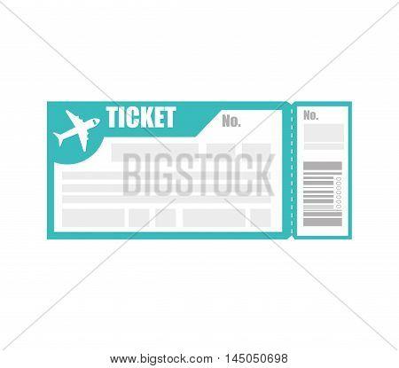 ticket pass boarding departure trip flight transportation