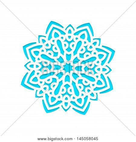 Template snowflakes laser cut and engraved. Card snow for laser cutting, scrapbooking. Stencil for paper, plastic, wood, laser cut acrylic. Congratulations on Christmas winter.
