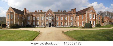 The Vine Tudor House Basingstoke Panorama