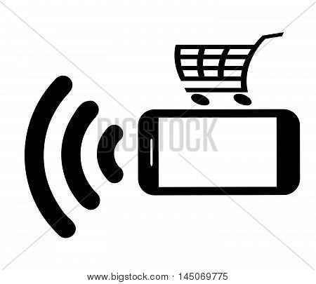 Mobile payments and near field communication. Transaction on Mobile payment via smartphone.Mobile phone paypass and NFC.Virtual money.Online shopping..