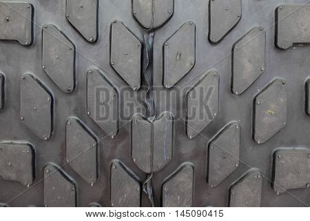 The image of a wheel protector