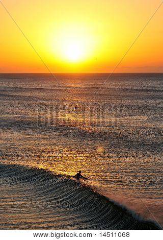 Dawn Surf Session