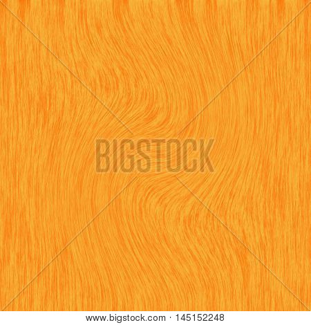 an images of orange wood Background distort twirl effect