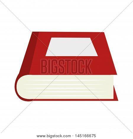 book literature education read isoalted vector illustration eps 10