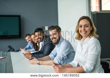 Modern Business Team
