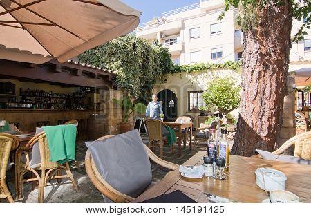 Art Cafe El Terreno