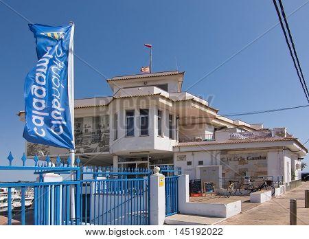 Cala Gamba Marina Seafood Restaurant