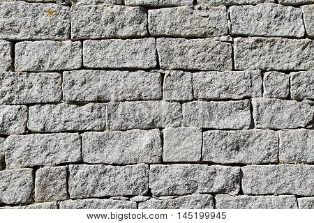 Texture stone masonry. Backgroung stone wall masonry.