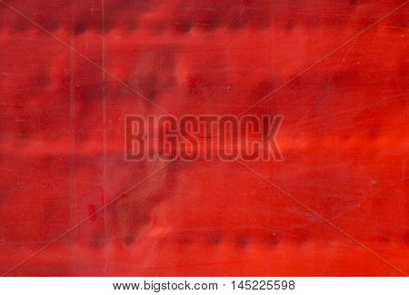 metallic red background foil paper illustration for background wrapping paper design shiny vintage grunge background texture with glossy shine for web design or brochure