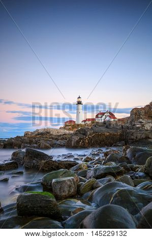 The Portland Head Light