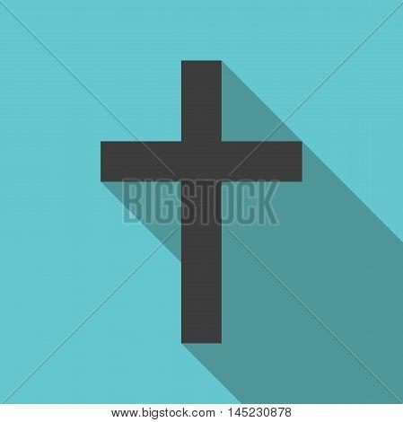 Christian Cross, Long Shadow
