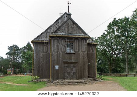 Small Village Church