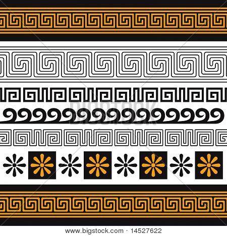 Griechenland-Ornament