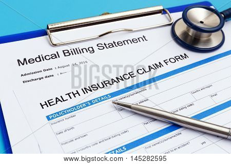 Health Insurance With Medical Bills