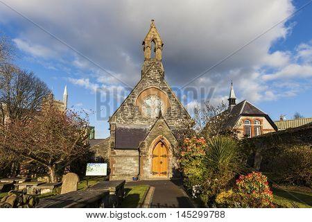 St. Augustine Church of Ireland. Derry Northern Ireland United Kingdom.