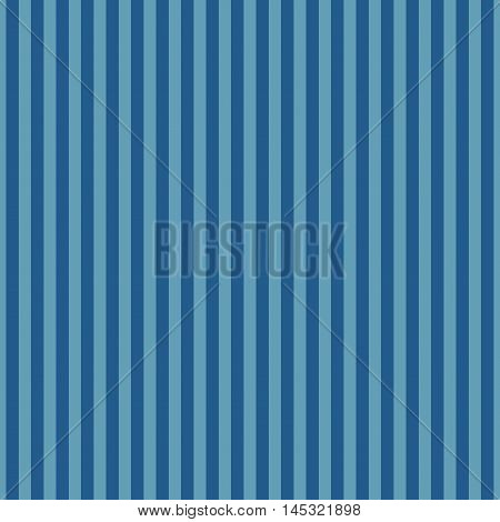 Striped blue seamless pattern. Fashion graphic background design. Modern stylish abstract texture. Colorful template for prints textiles wrapping wallpaper website. VECTOR illustration