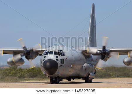 Belgian Air Force C-130 Hercules